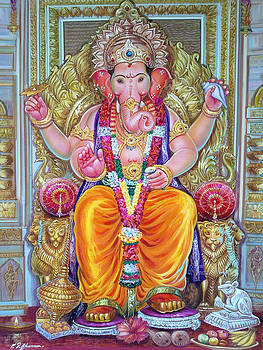 Shree Ganesh  by Mayur Sharma