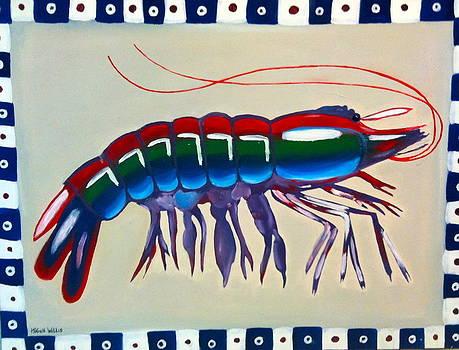 Shrimp #2 by Hogan Willis