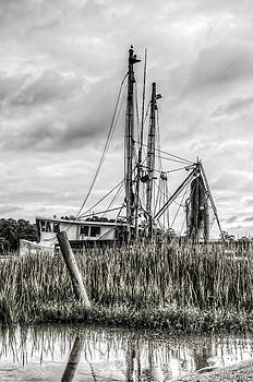 Shrimp Boat by Donnie Bagwell