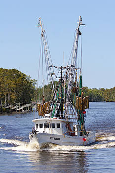 Terry Shoemaker - Shrimp Boat