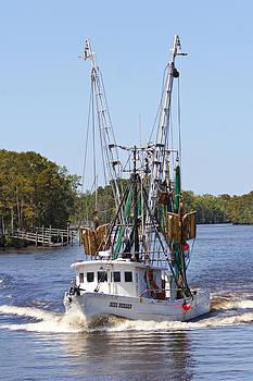 Terry Shoemaker - Shrimp Boat