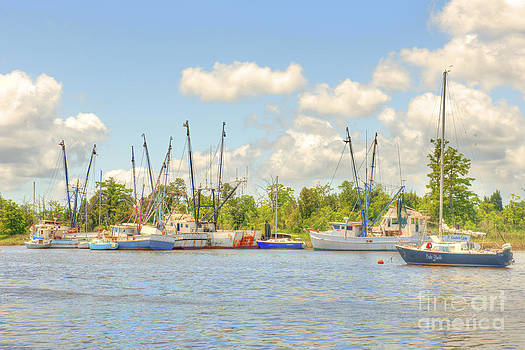 Dale Powell - Shrimp Boats in Georgetown SC