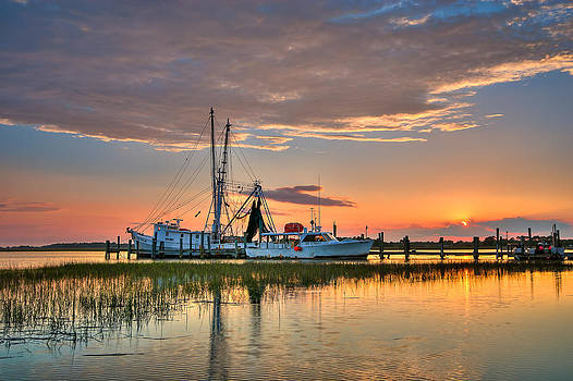 Shrimper's Delight by Steve DuPree