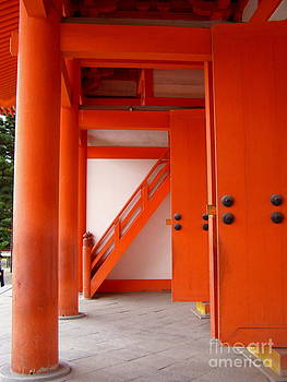 Carolyn Kami Loughlin - Shrine Doorways