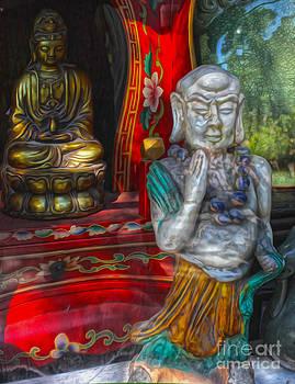 Gregory Dyer - Buddha Shrine