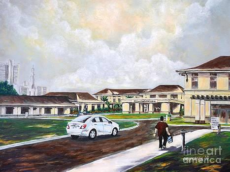 Shriners Hospital by Larry Geyrozaga