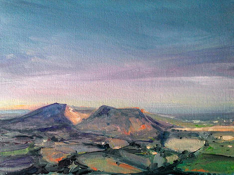Shropshire Landscape 1 by Paul Mitchell