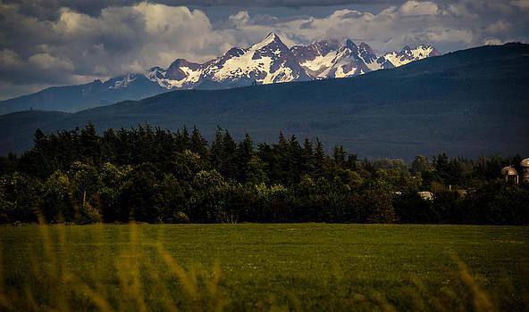 Shuksan Peaks by Blanca Braun