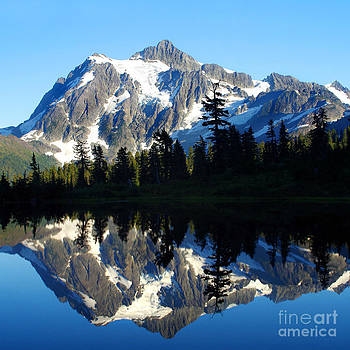 Douglas Taylor - SHUKSAN SILHOUETTES AND REFLECTIONS