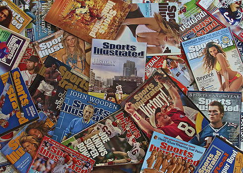SI magazines by Michael Blesius