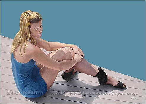 Si pintame by Imma Merino