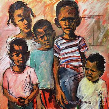 Charles M Williams - Siblings 0f