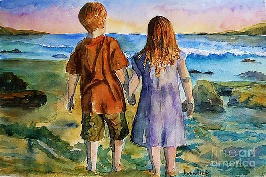 Siblings by Marisa Gabetta