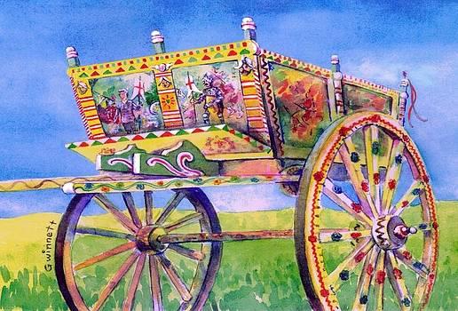 Kathleen  Gwinnett - Sicilian Cart