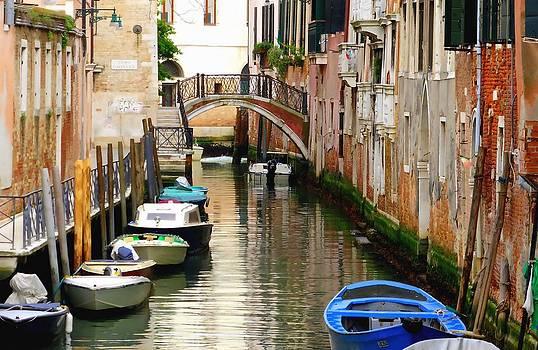 Bishopston Fine Art - Side Canal