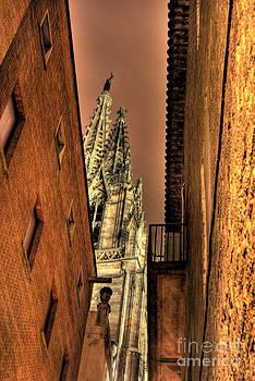 Side of Gaudi by Erhan OZBIYIK