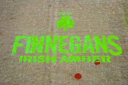 Charlie Brock - Sidewalk Art
