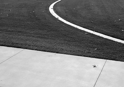 Sidewalk by Eileen Shahbazian