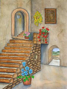 Siena by Pamela Allegretto