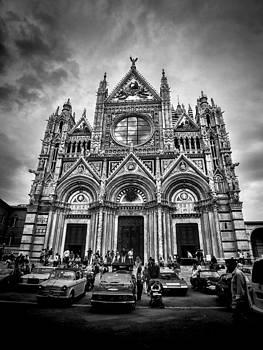 Sienna Duomo by Karen Lindale