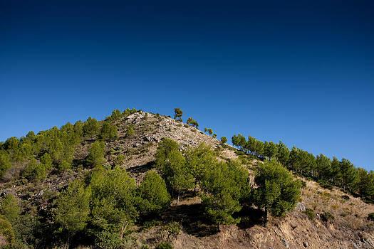 Sierra de Mijas by Paul Indigo