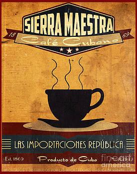 Sierra Maestra Cuban Coffee by Cinema Photography