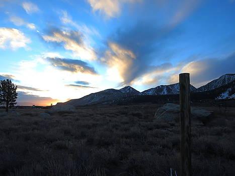 Sierra Sunrise by Paul Foutz