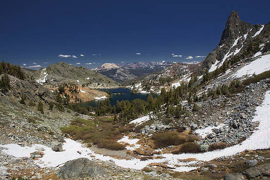 Sierras 1. by Laszlo Rekasi