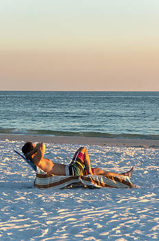 Robert VanDerWal - Siesta at Siesta Key Beach