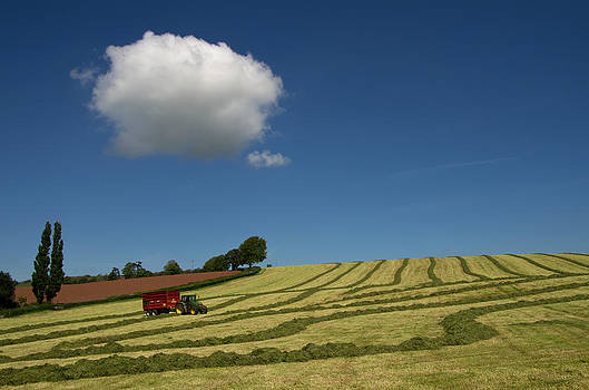 Silage collection by Pete Hemington
