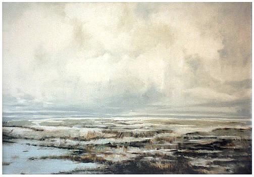 Silence by Dabrowski Waldemar