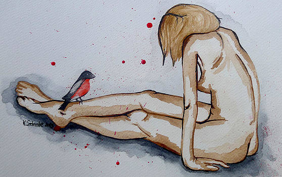 Silence by Kristine Sedmale