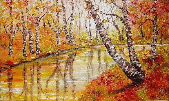 Silence by Nina Mitkova