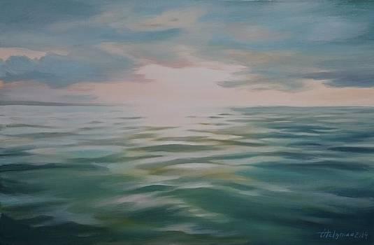 Silence by Ylo Telgmaa