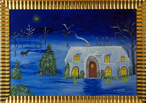Silent Night by Margaret Pappas