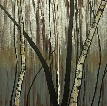 Silently She Sleeps by Kris Borth