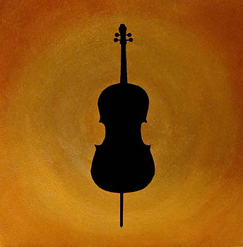 Silhouette of Sound 4 by Jay Strong