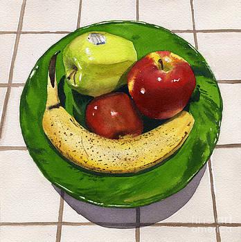 Silly Fruit by Hollis Machala