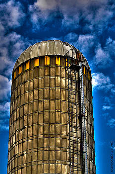 Silo by Evan Butler