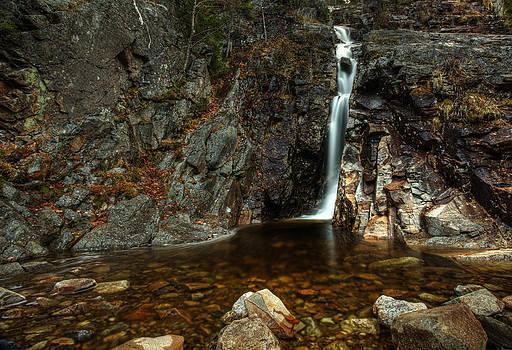 Silver Cascade by Chris Babcock