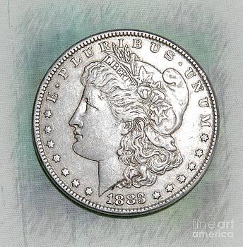 Linda Rae Cuthbertson - Silver Dollar 1883 Morgan