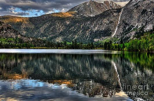 Silver Lake by Twilight by Diana Vitoshka