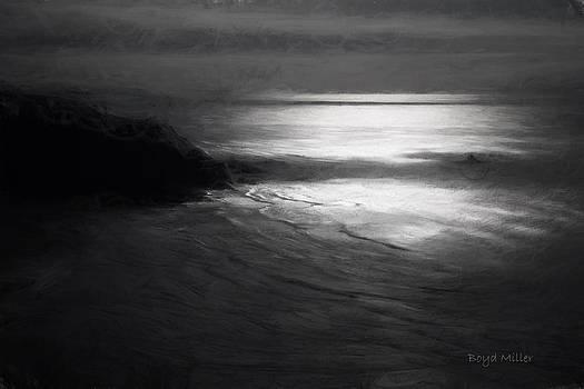 Boyd Miller - Silver  Sea
