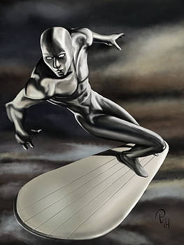 Silver Surfer by Pia Langfeld