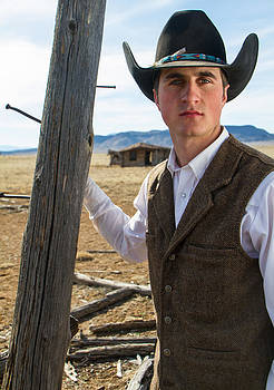 Silverton Cowboy by James Gordon Patterson