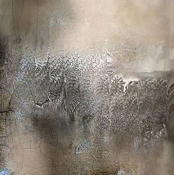 Silvery Night by Davina Nicholas
