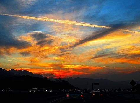 SImi Valley Outbound 2 by Russell Jenkins