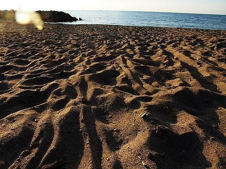 Simms Beach by Mark Malitz