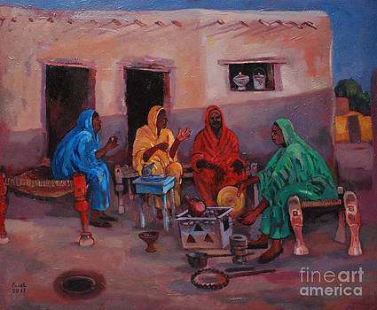 Simple local arts by Mohamed Fadul