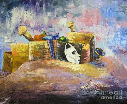 Simple Things by Barbara Haviland